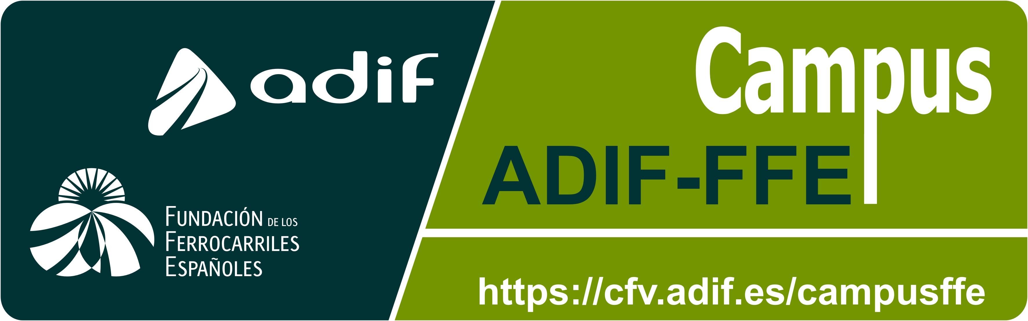 Campus ADIF-FFE: Aulas ADIF (septiembre a diciembre 2019)