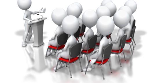"""Curso-Taller """"Soluciones y técnicas para hablar en público"""""""