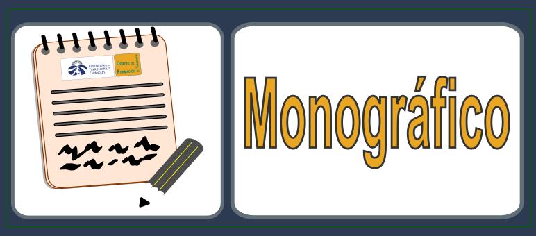 """Monográfico """"Evolución y situación actual del transporte terrestre"""""""